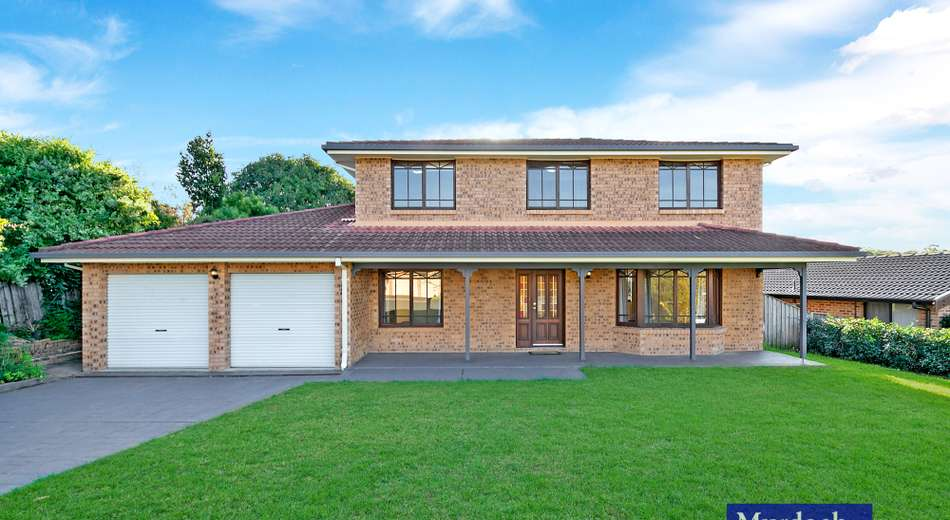 7 Erlestoke Place, Castle Hill NSW 2154
