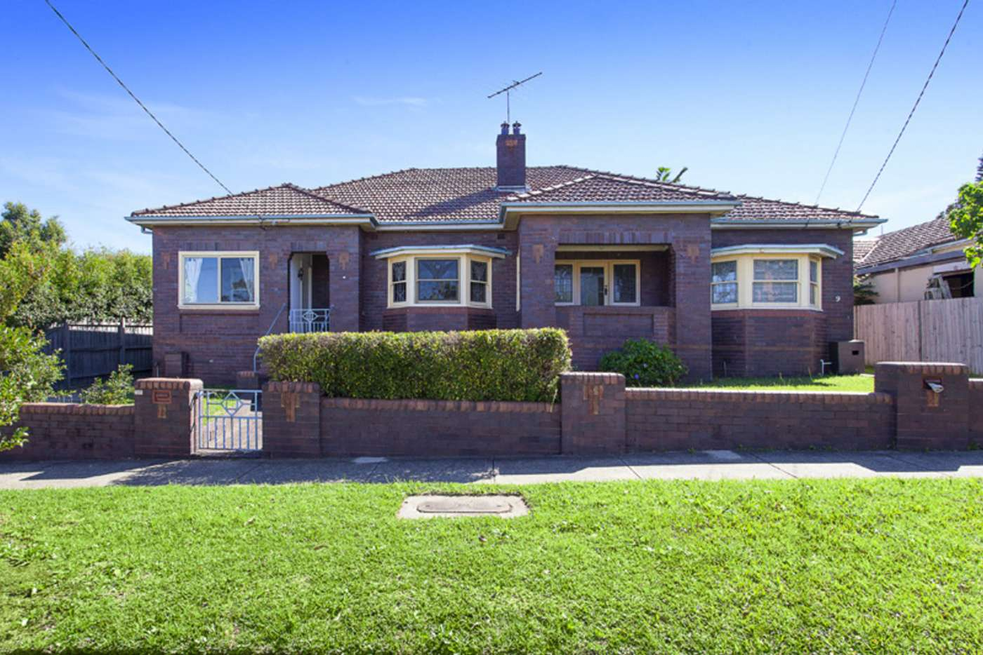Main view of Homely semiDetached listing, 9 Greenhills Street, Croydon NSW 2132