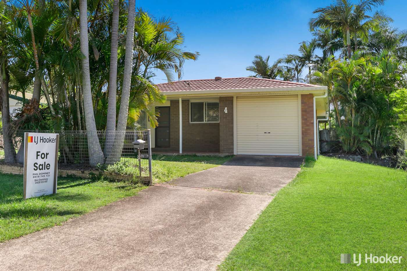 Main view of Homely house listing, 4 Christopher Street, Redland Bay QLD 4165