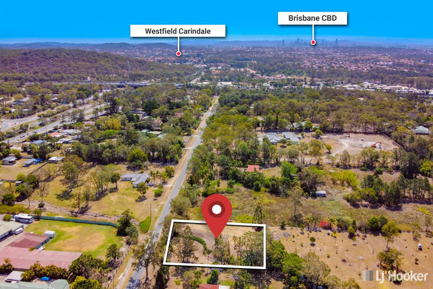 Main view of Homely residentialLand listing, 108 Boston Road, Chandler QLD 4155