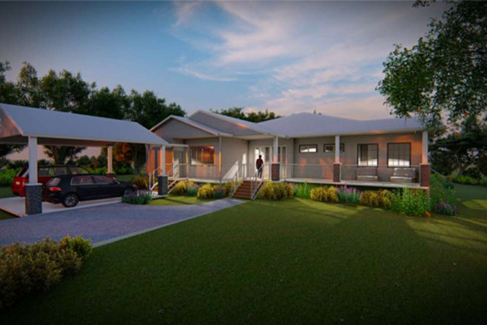 Second view of Homely residentialLand listing, 108 Boston Road, Chandler QLD 4155