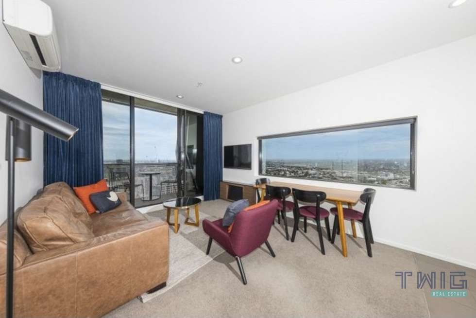 Second view of Homely apartment listing, 2 Bedroom/350 William Street, Melbourne VIC 3000