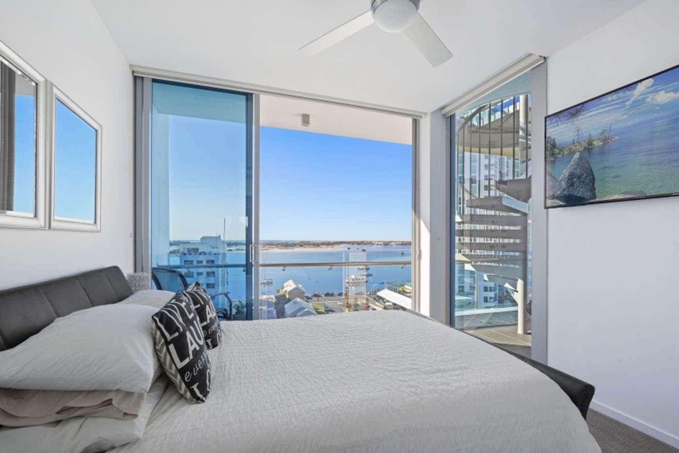 Seventh view of Homely apartment listing, 802/20 Labrador Street, Labrador QLD 4215