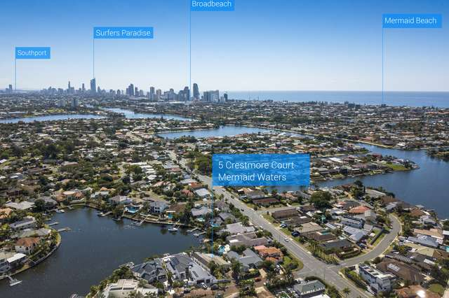 5 Crestmore Court, Mermaid Waters QLD 4218