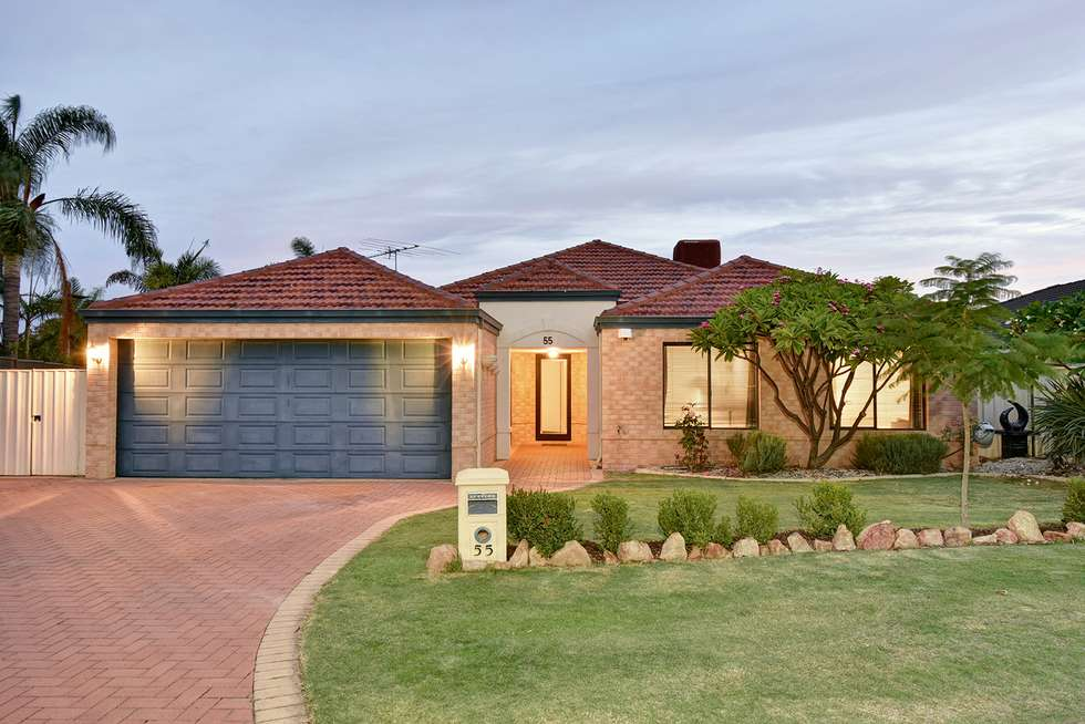 Second view of Homely house listing, 55 Norwood Loop, Tapping WA 6065