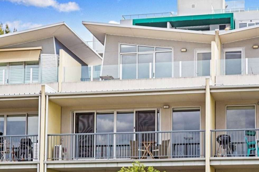 Second view of Homely townhouse listing, 6/1 Saltriver Place, Footscray VIC 3011
