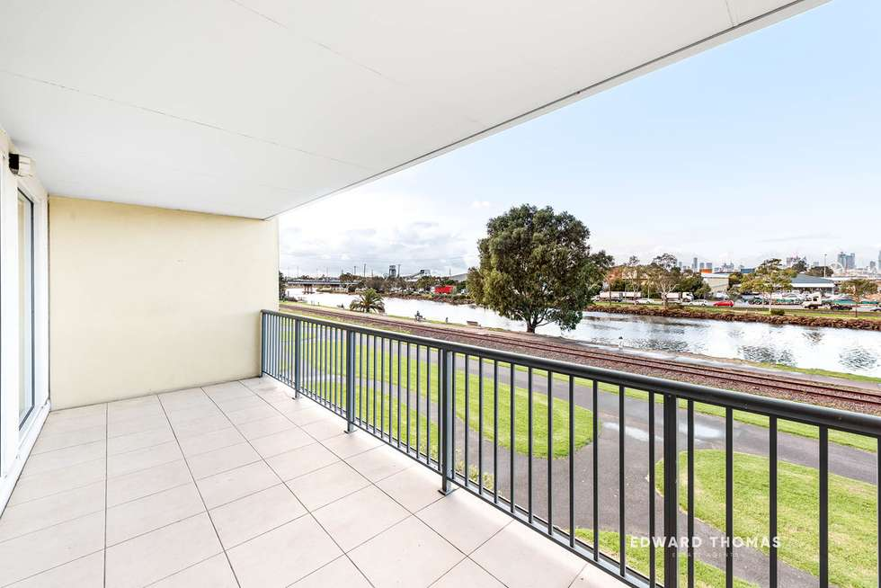 Third view of Homely townhouse listing, 6/1 Saltriver Place, Footscray VIC 3011