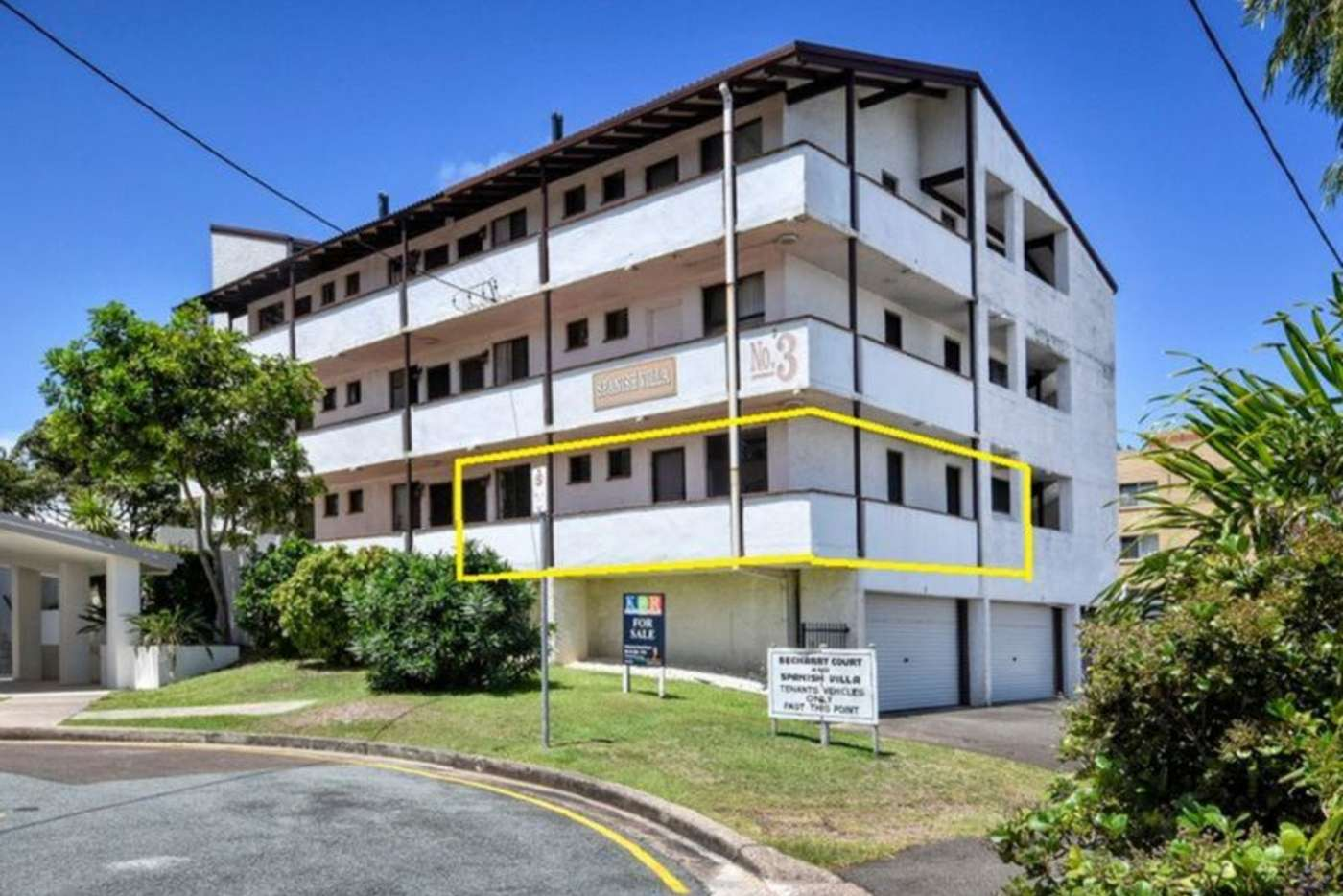 Main view of Homely unit listing, 1/3 Sykes Avenue, Kings Beach QLD 4551