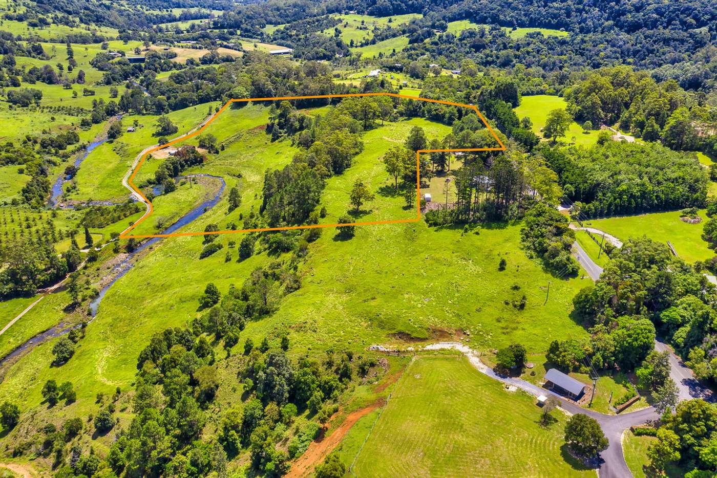 Main view of Homely residentialLand listing, LOT 21/3138 Nerang Murwillumbah Road, Natural Bridge QLD 4211