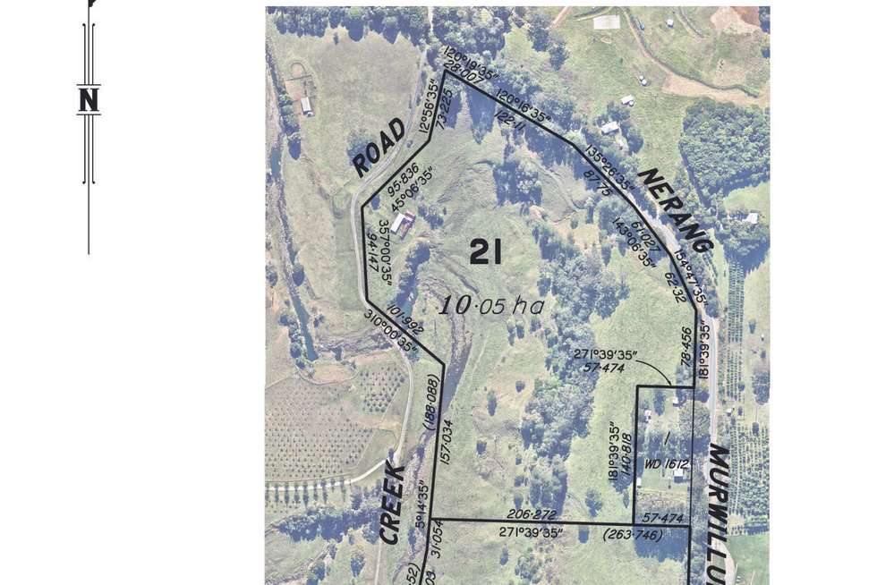 Second view of Homely residentialLand listing, LOT 21/3138 Nerang Murwillumbah Road, Natural Bridge QLD 4211