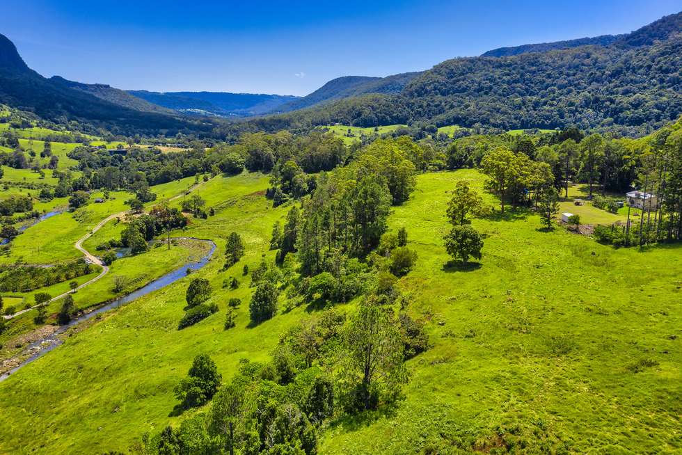 Fifth view of Homely residentialLand listing, LOT 21/3138 Nerang Murwillumbah Road, Natural Bridge QLD 4211
