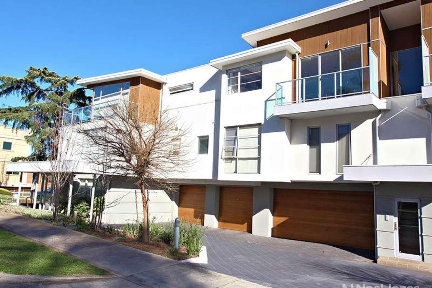 Sixth view of Homely townhouse listing, 5/3 Carnarvon Street, Doncaster VIC 3108