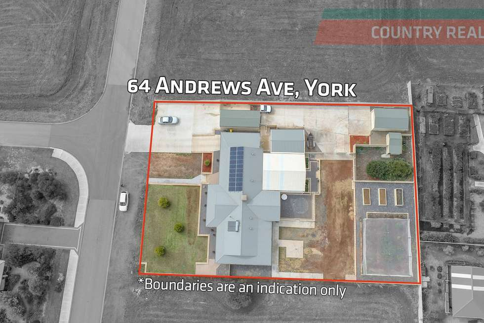 Fourth view of Homely house listing, 64 Andrews Avenue, York WA 6302
