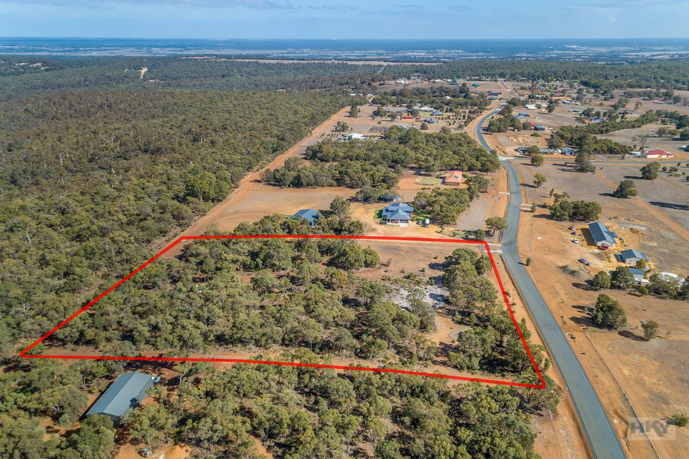 Seventh view of Homely residentialLand listing, 170 Turtledove Road, Lower Chittering WA 6084