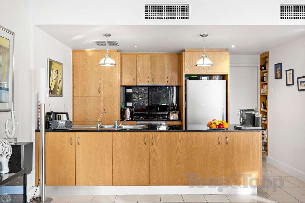 Second view of Homely apartment listing, 8A/8 Hurtle Square, Adelaide SA 5000