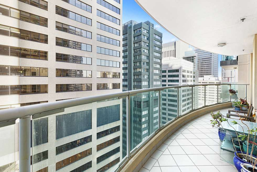 Second view of Homely apartment listing, 2003/343 Pitt Street, Sydney NSW 2000