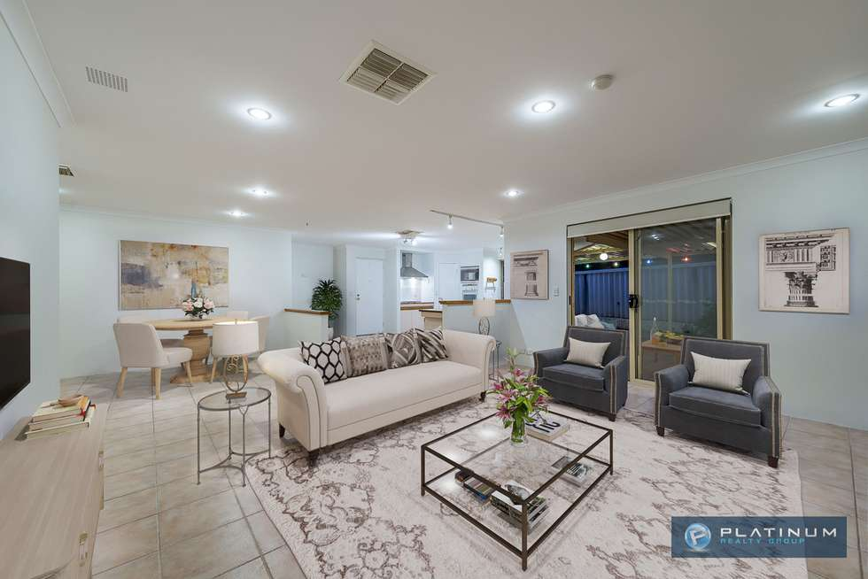 Third view of Homely house listing, 8 Shenandoah Mews, Currambine WA 6028
