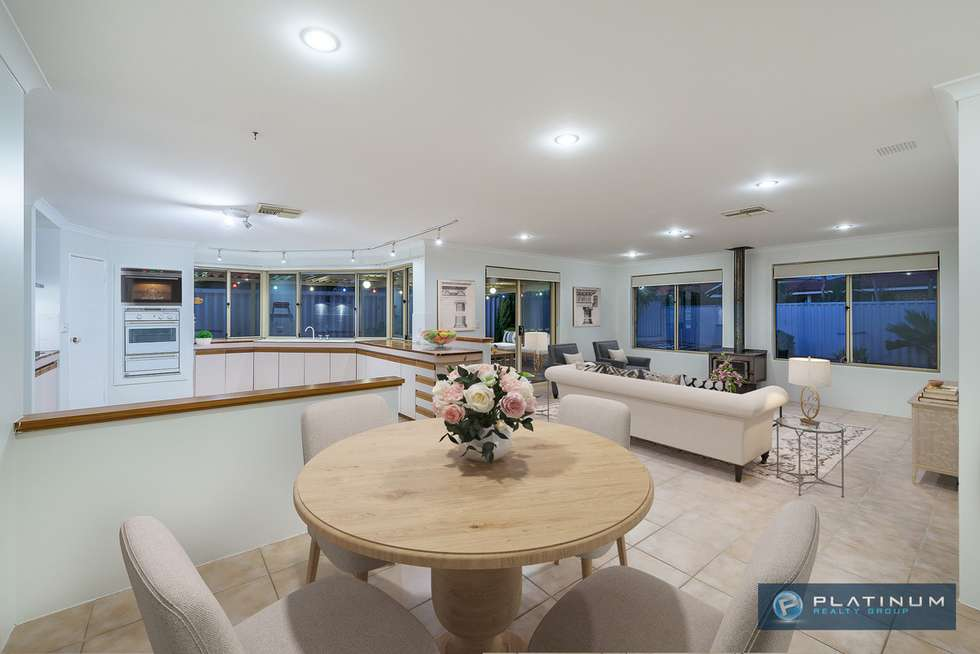 Fourth view of Homely house listing, 8 Shenandoah Mews, Currambine WA 6028