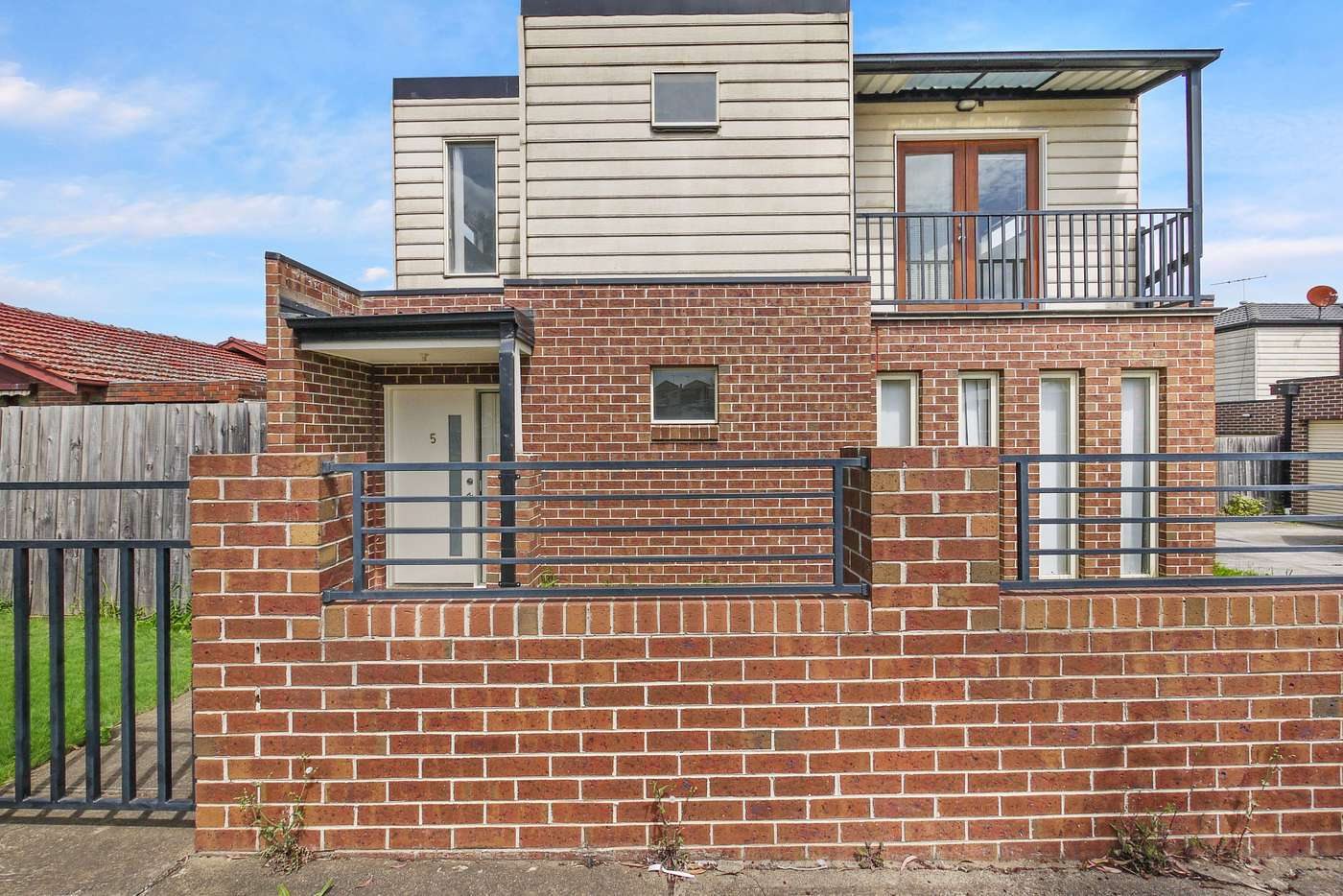 Main view of Homely townhouse listing, 5 Barwon Street, Glenroy VIC 3046