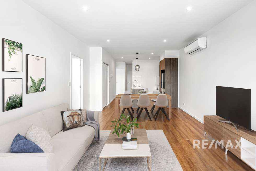 Second view of Homely apartment listing, 12/19 Jones Road, Carina Heights QLD 4152