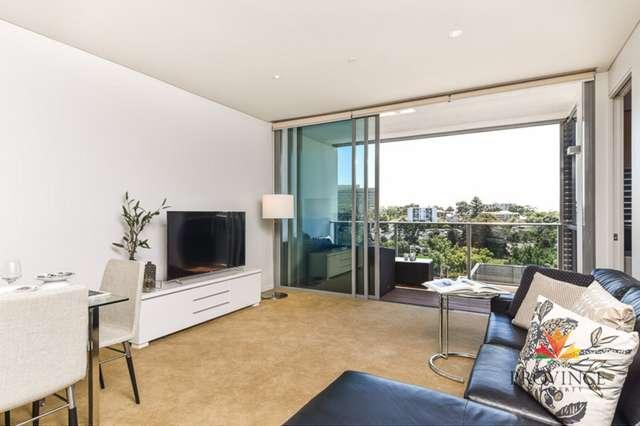 802/8 Adelaide Terrace, East Perth WA 6004