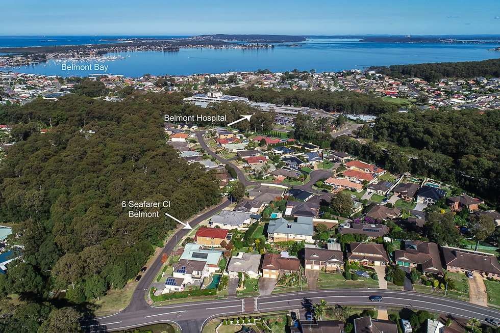 Third view of Homely house listing, 6 Seafarer Close, Belmont NSW 2280