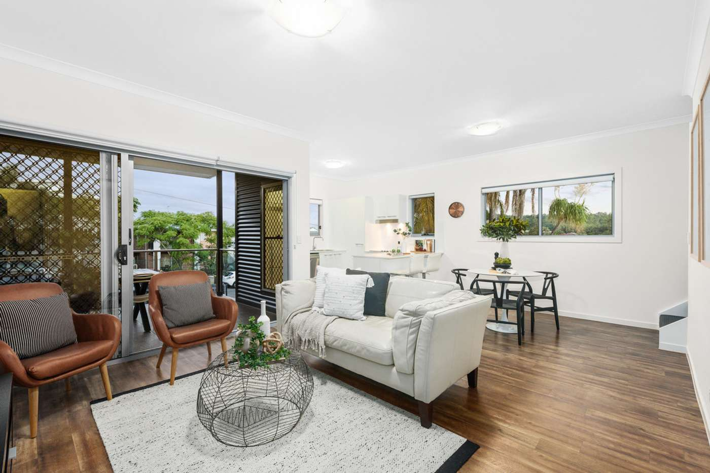 Main view of Homely townhouse listing, 1/41 Cambridge Street, Carina Heights QLD 4152