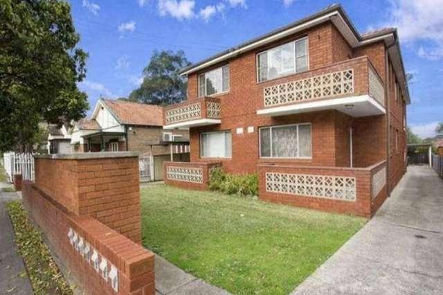4/6 Queensborough Road, Croydon Park NSW 2133