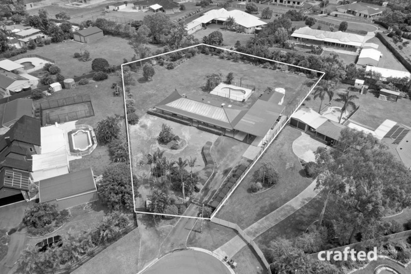 Main view of Homely house listing, 6 Staff Place, Forestdale QLD 4118