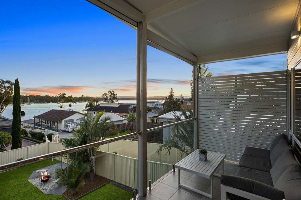 Second view of Homely house listing, 40A Gordon Avenue, Summerland Point NSW 2259