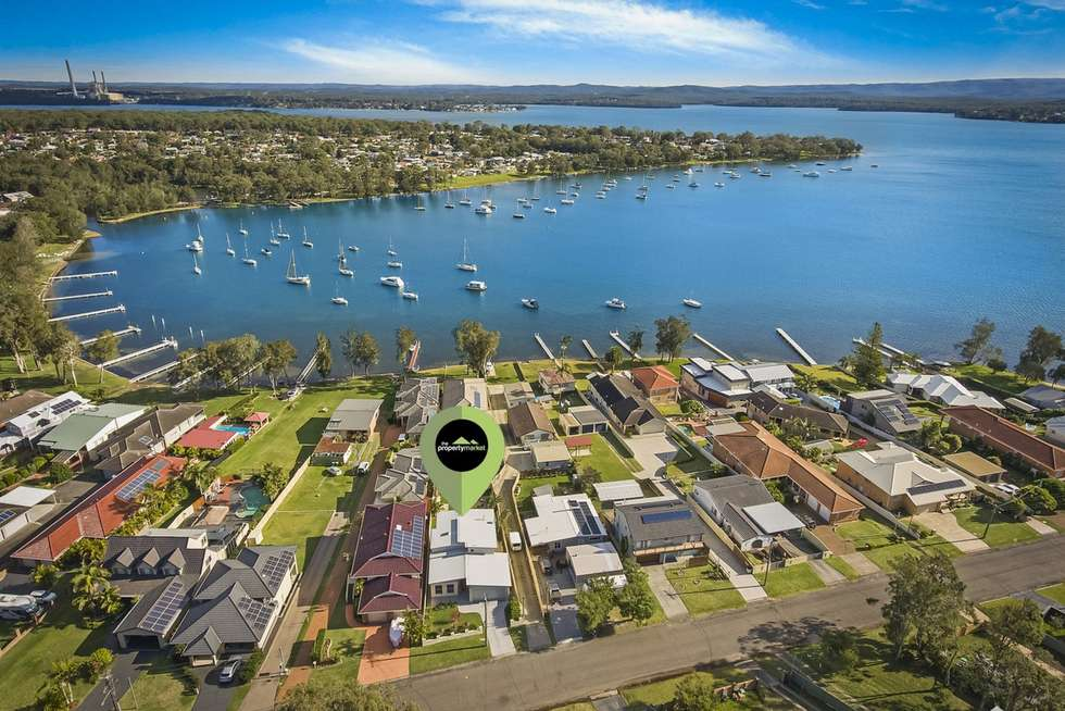Third view of Homely house listing, 40A Gordon Avenue, Summerland Point NSW 2259