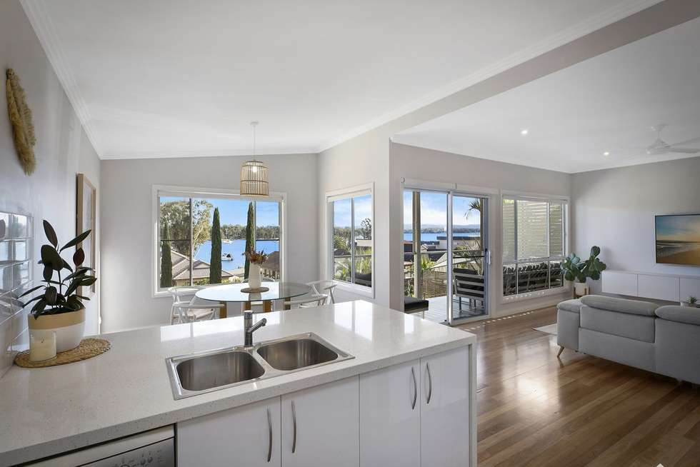 Fourth view of Homely house listing, 40A Gordon Avenue, Summerland Point NSW 2259