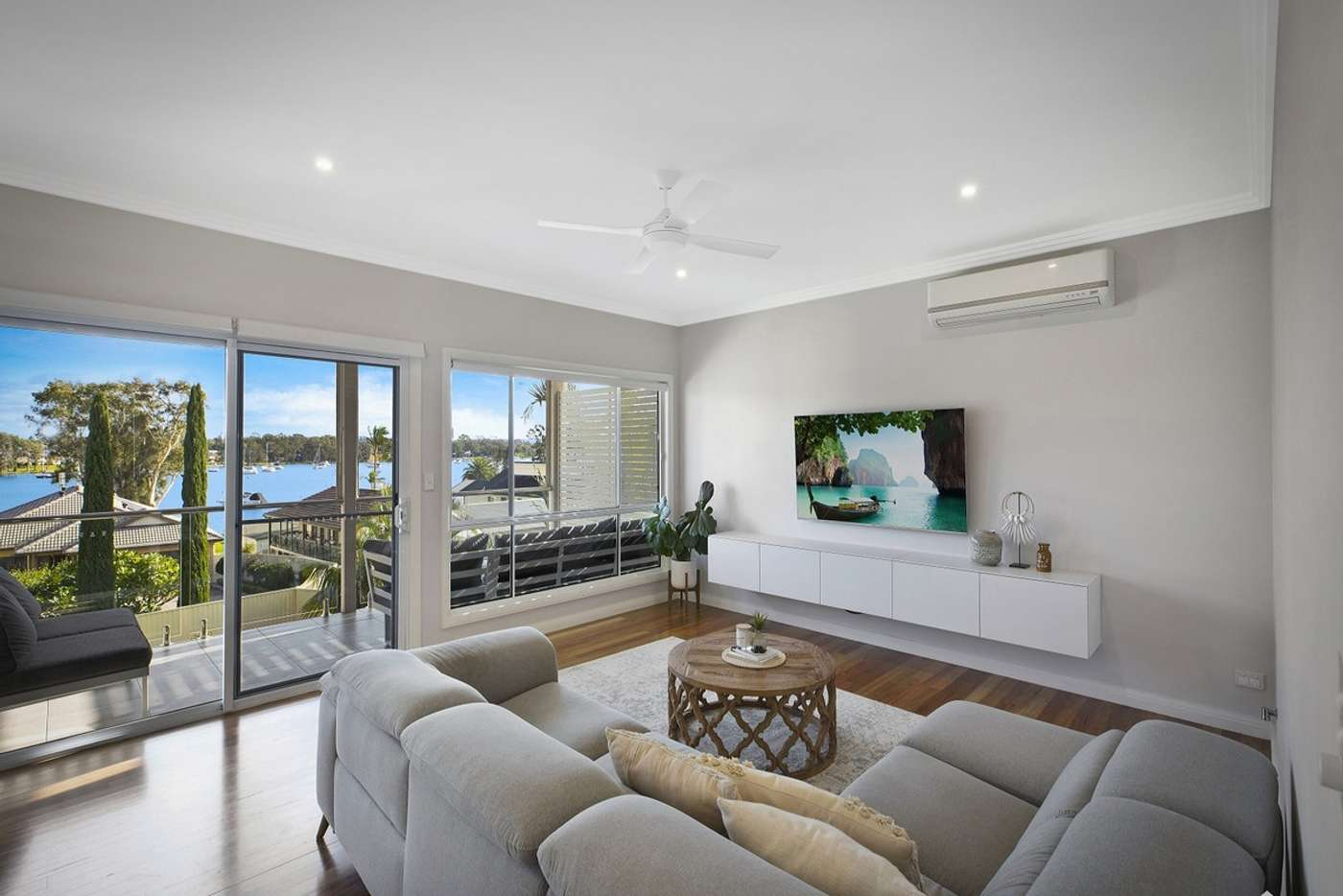 Fifth view of Homely house listing, 40A Gordon Avenue, Summerland Point NSW 2259