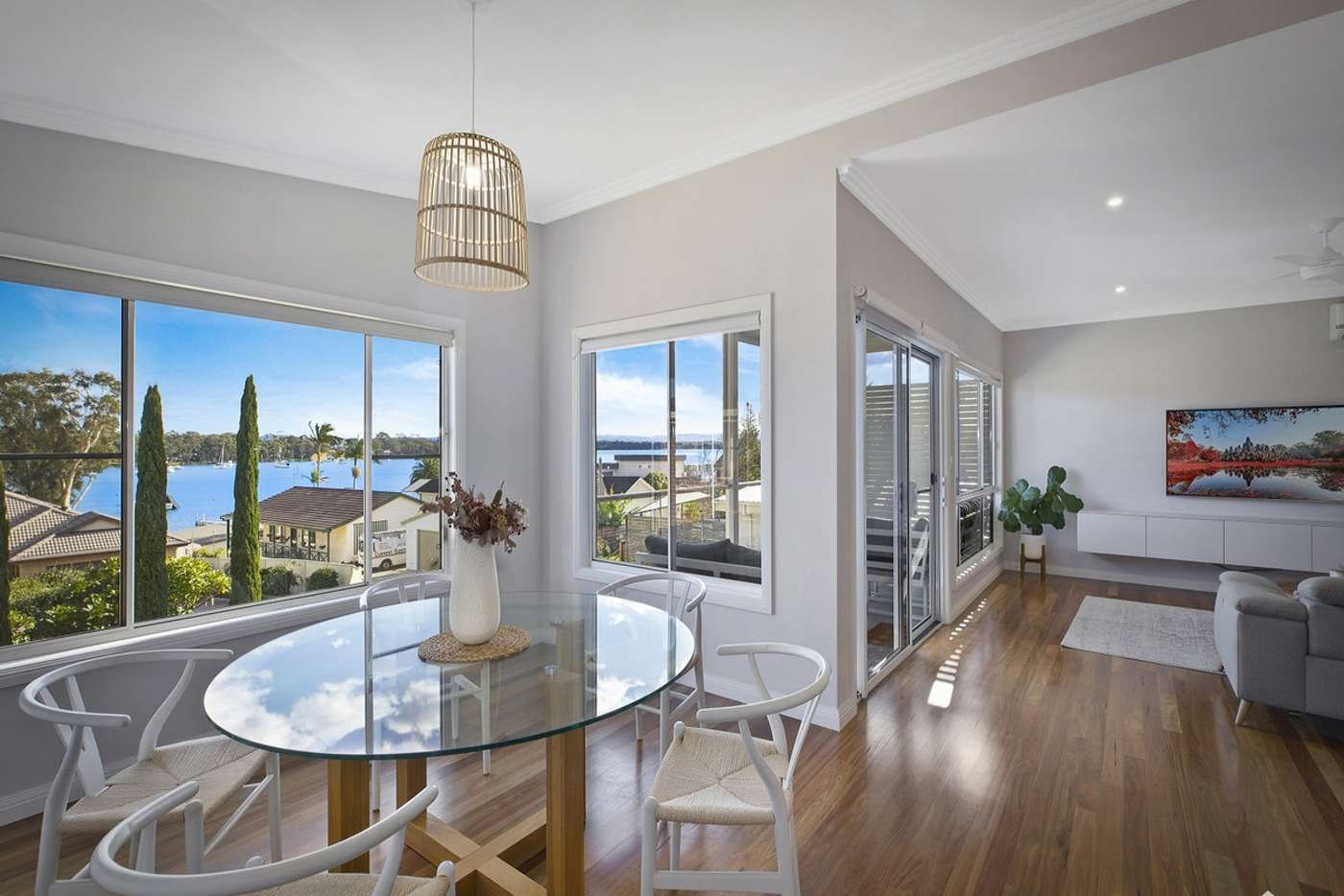 Sixth view of Homely house listing, 40A Gordon Avenue, Summerland Point NSW 2259