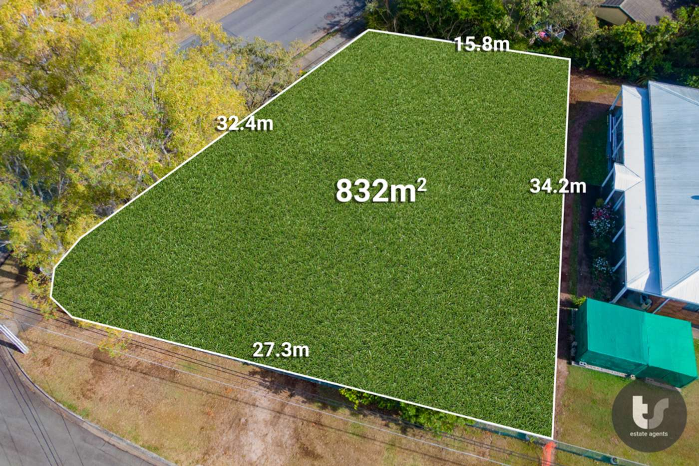 Main view of Homely residentialLand listing, 18 Maud Street, Birkdale QLD 4159