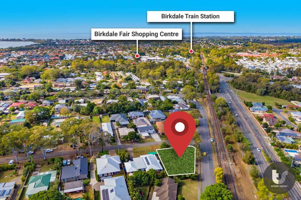 Third view of Homely residentialLand listing, 18 Maud Street, Birkdale QLD 4159