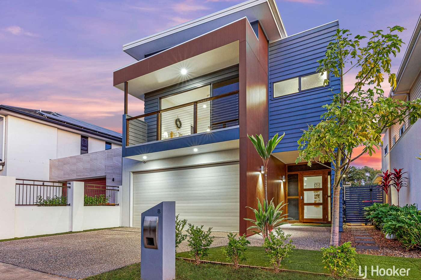 Main view of Homely house listing, 8 Obrist Place, Rochedale QLD 4123
