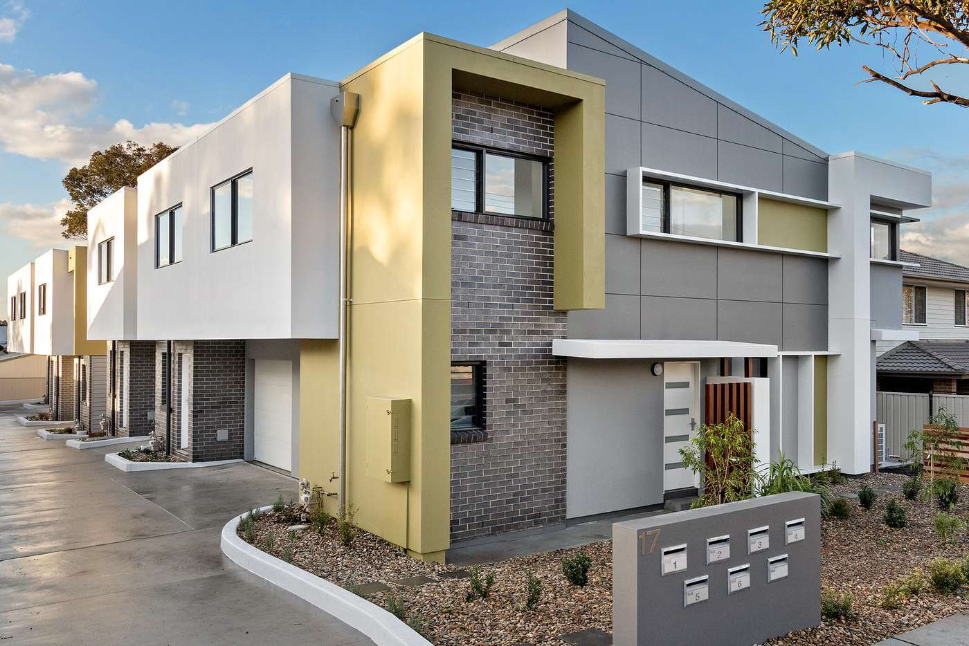 Main view of Homely townhouse listing, 3/17 High Street, Waratah NSW 2298