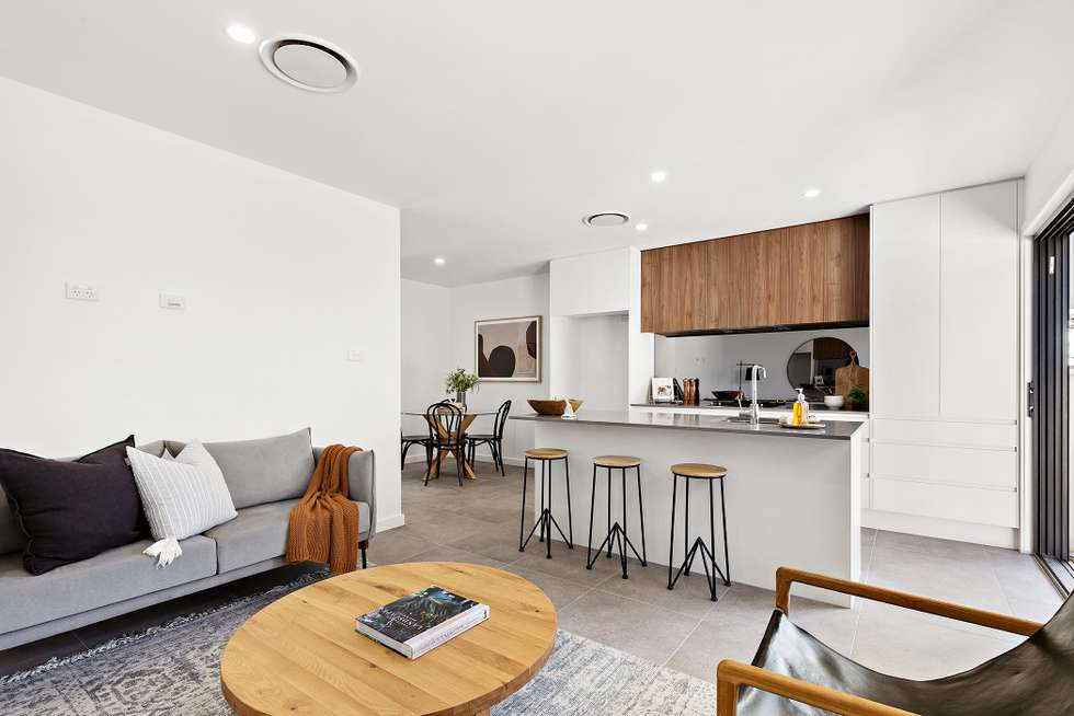 Fourth view of Homely townhouse listing, 3/17 High Street, Waratah NSW 2298