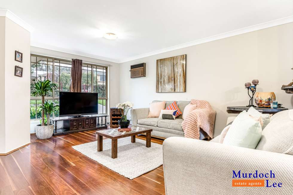 Second view of Homely house listing, 11 Carnegie Place, Castle Hill NSW 2154