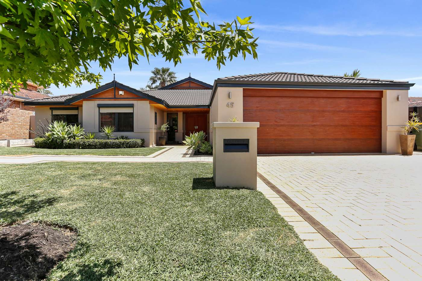 Main view of Homely house listing, 45 Jardine Street, Stirling WA 6021