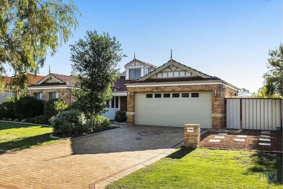 Second view of Homely house listing, 41 Ambassador Drive, Currambine WA 6028