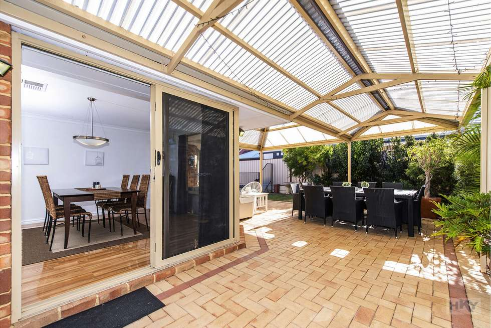 Fourth view of Homely house listing, 41 Ambassador Drive, Currambine WA 6028