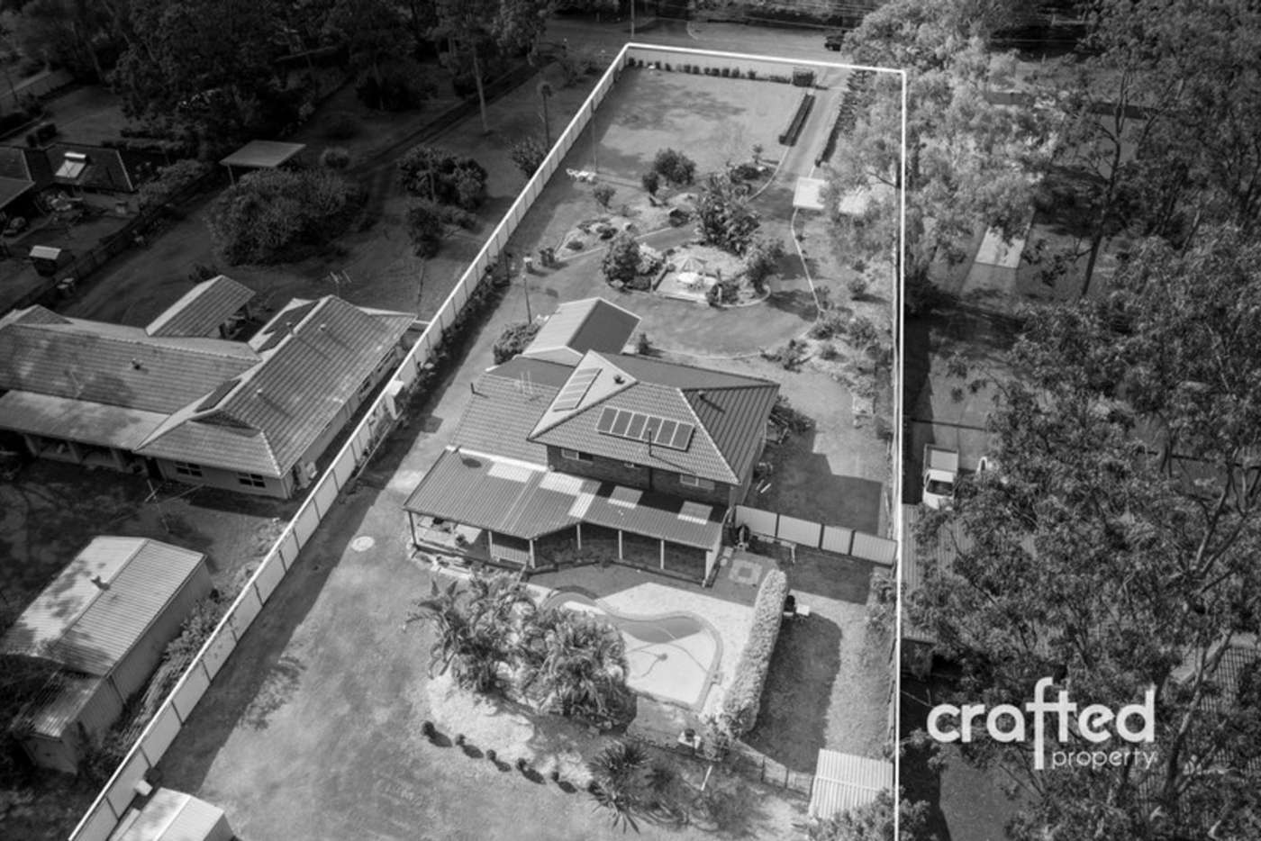 Main view of Homely house listing, 56 Sheriff Street, Forestdale QLD 4118