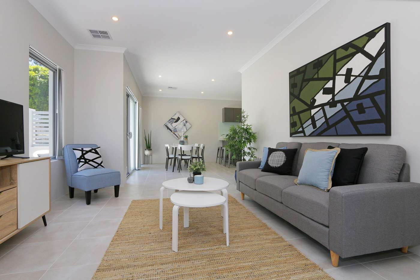 Main view of Homely townhouse listing, 2/14 Clydesdale Street, Burswood WA 6100