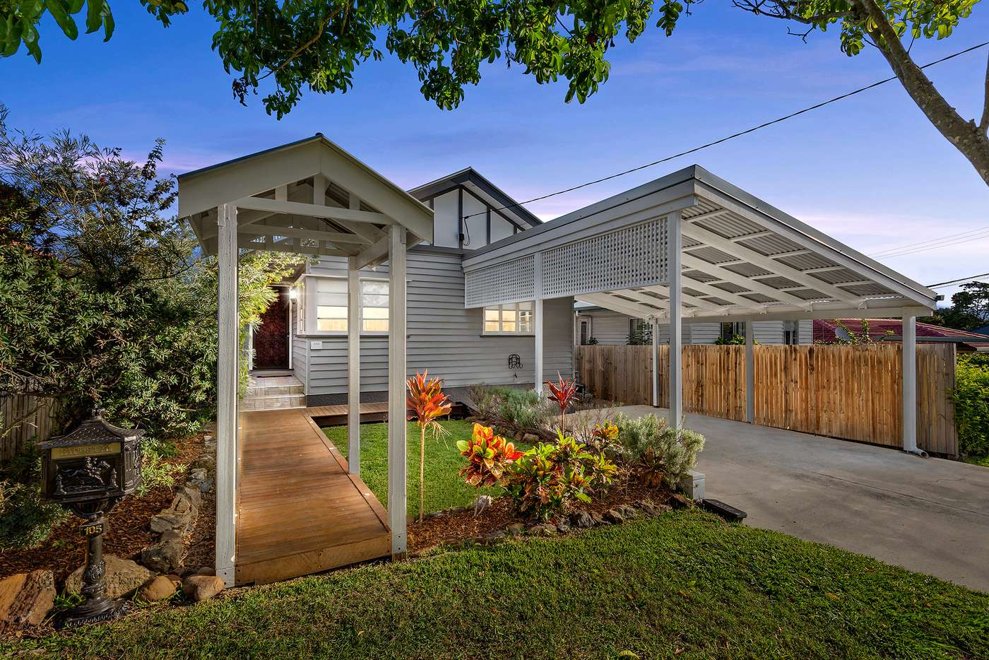 Main view of Homely house listing, 105 Lumley Street, Upper Mount Gravatt QLD 4122