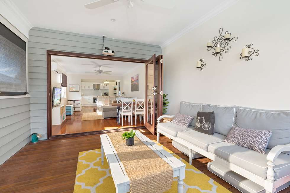 Second view of Homely house listing, 105 Lumley Street, Upper Mount Gravatt QLD 4122