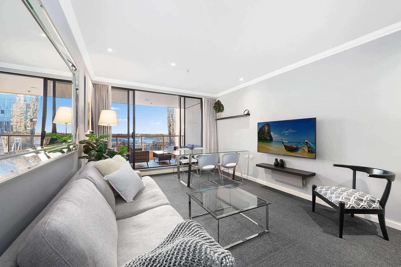 Main view of Homely apartment listing, 807/187 Kent Street, Sydney NSW 2000
