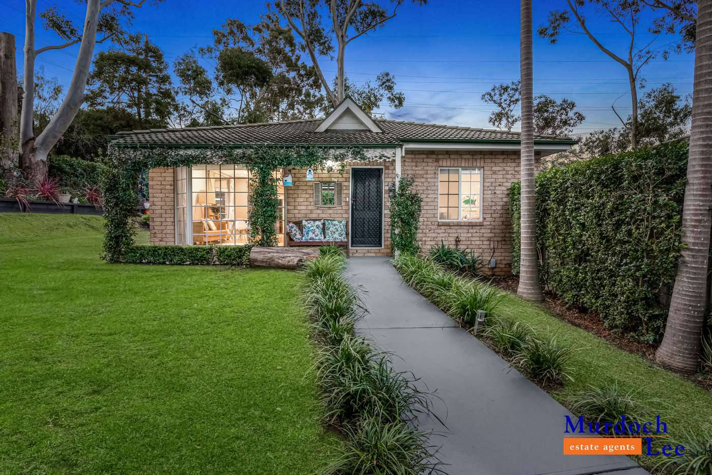 Main view of Homely villa listing, 7/75A Crane Road, Castle Hill NSW 2154