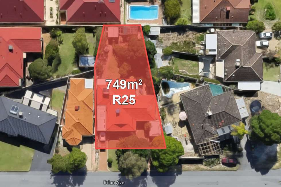 Second view of Homely house listing, 3 Brian Avenue, Morley WA 6062